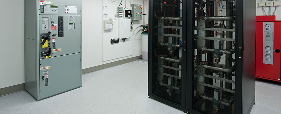 BTC Client Site – Mission Critical Infrastructure